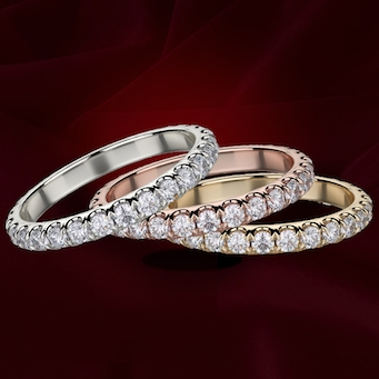 Michael M Wedding Rings