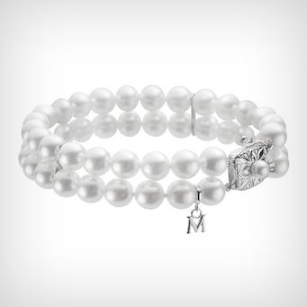 Mikimoto Pearl Bracelets