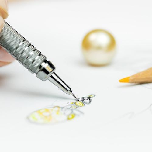 Mikimoto Pearl Jewelry Manufacturing