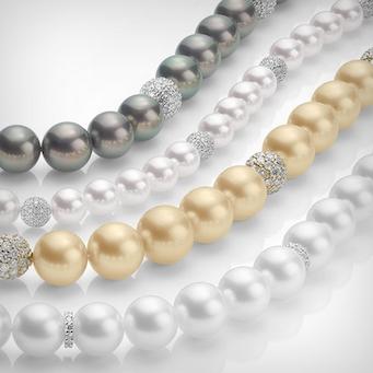 Mikimoto Pearl Necklaces