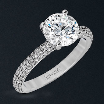 Simon G Engagement Rings