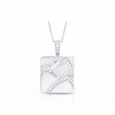 Belle Etoile Sirena Mother of Pearl Pendant