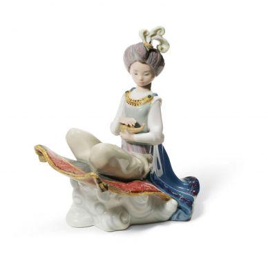 Lladro 01008532 Aladdin Figurine