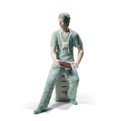 Lladro 01008657 Surgeon Figurine