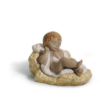 Lladro 01012277 Baby Jesus Nativity Figurine