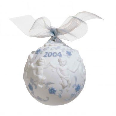 Lladro 01016736 2004 Christmas Ball