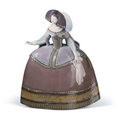 Lladro 01018252 Menina Figurine
