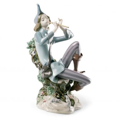 Lladro 01008425 The Pied Piper Of Hamelin Figurine
