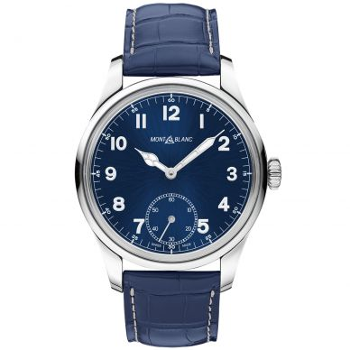 Montblanc 1858 Manual Wind Mens Watch 113702