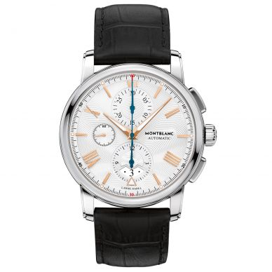 Montblanc 4810 Automatic Chronograph Mens Watch 114855