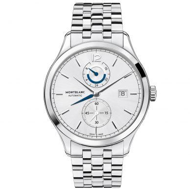 Montblanc Heritage Chronométrie Automatic Dual Time Mens Watch 112648