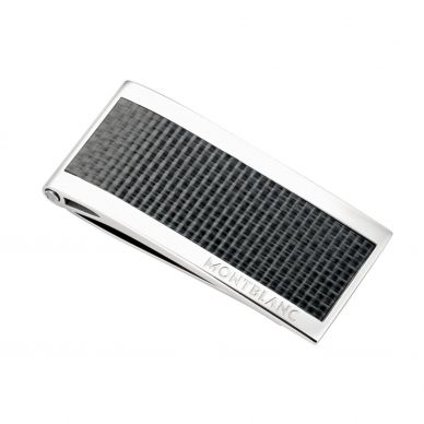Montblanc Stainless Steel Money Clip 9902