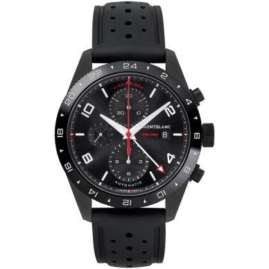 Montblanc TimeWalker Automatic Chronograph GMT Mens Watch 116101