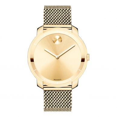 Ladies Movado BOLD Two Tone Watch