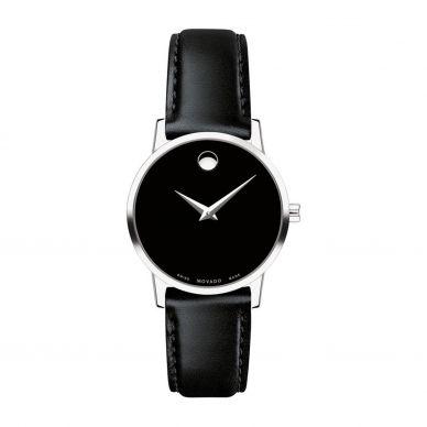 Movado Two Tone Bangle Style Womens Diamond Watch