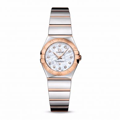 Omega Constellation 123.10.24.60.55.004 Womens Diamond Watch