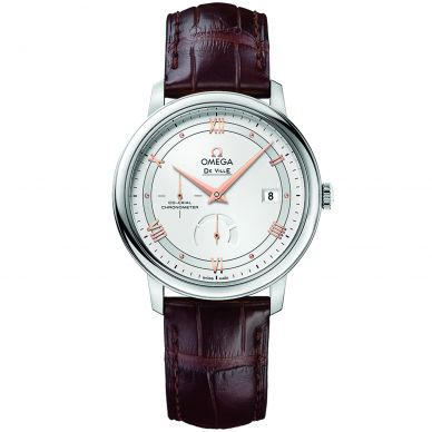 Omega De Ville Prestige Automatic Mens Watch 424.13.40.21.02.002