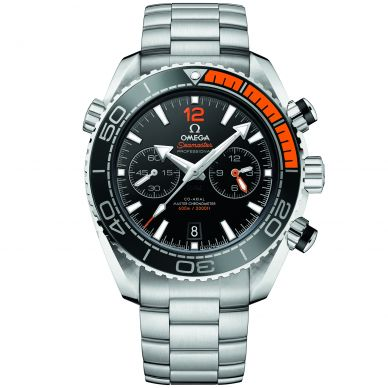 Omega Seamaster Planet Ocean Automatic Chronograph Mens Watch 215.30.46.51.01.002