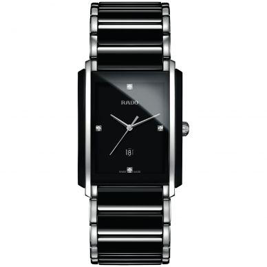 Rado Integral Diamonds Quartz Mens Watch R20206712