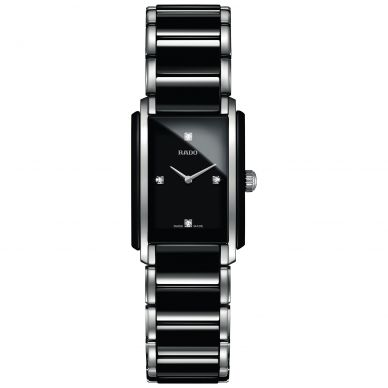 Rado Integral Diamonds Quartz Womens Watch R20613712