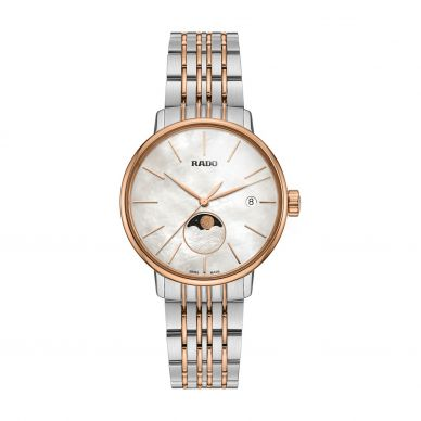R22883943 Coupole Classic Moonphase Womens Watch