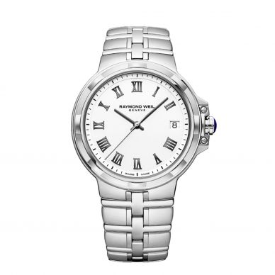 5580-ST-00300 Parsifal Stainless Steel Men's Watch