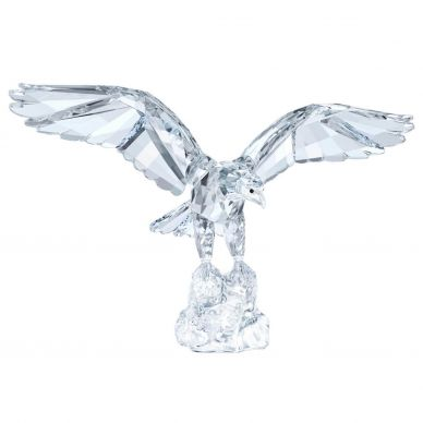 5302524 Eagle Crystal Decoration