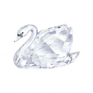5400171 Small Swan Crystal Decoration