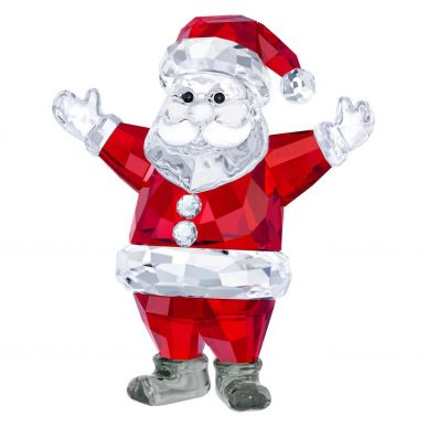 5291584 Santa Claus Crystal Decoration