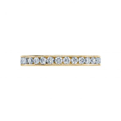 Tacori 2521ET Yellow Gold Wedding Ring for Women