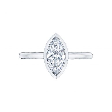 Tacori 300-2MQ Starlit White Gold Marquise Engagement Ring
