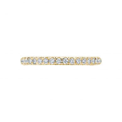 Tacori HT2545B12Y Yellow Gold Wedding Ring for Women