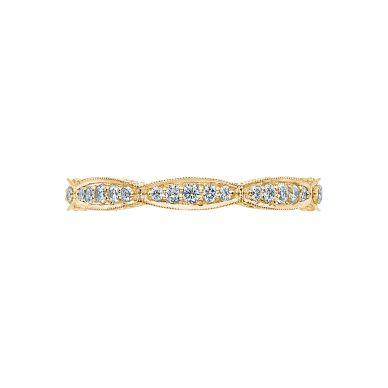 Tacori HT2604B Yellow Gold Wedding Ring for Women