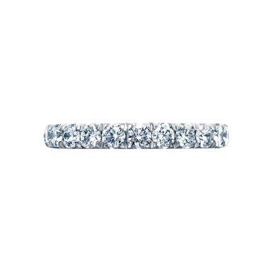 Tacori HT2623B34 Platinum Wedding Ring for Women