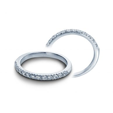 Verragio Couture 0374W White Gold Wedding Ring