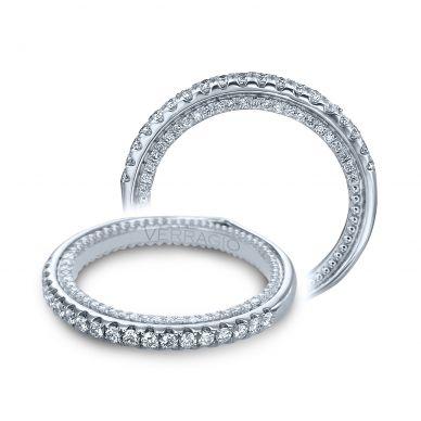Verragio Couture 0459DW White Gold Wedding Ring