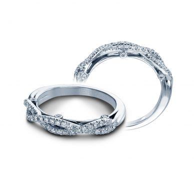 Verragio Insignia 7050W White Gold Wedding Ring