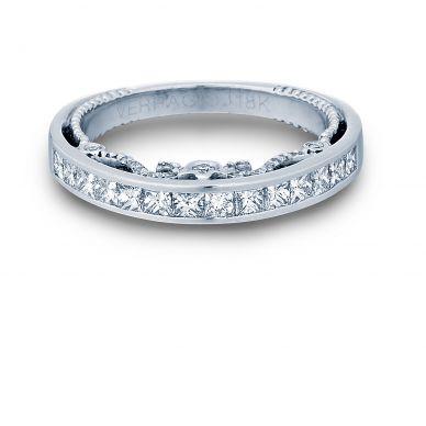 Verragio Insignia 7064W White Gold Wedding Band