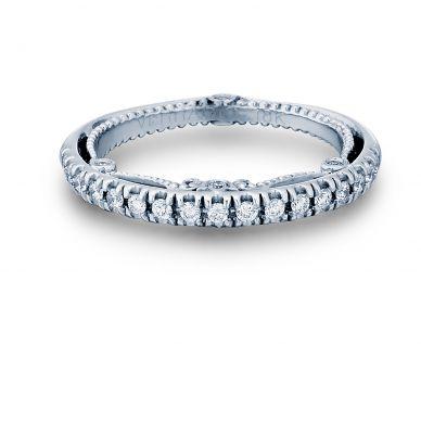 Verragio Insignia 7066W White Gold Wedding Ring