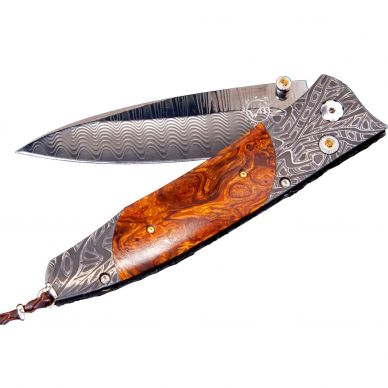 william henry stockade pocket knife