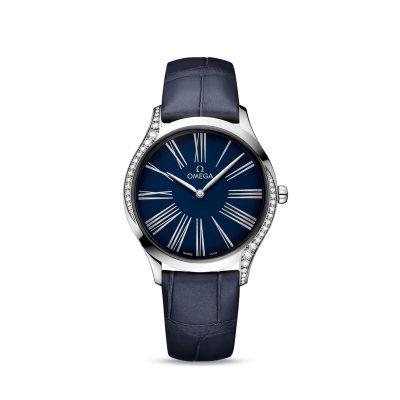 Omega 428.18.36.60.03.001 De Ville Tresor Diamond Watch