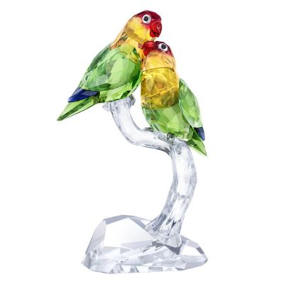 5379552 Swarovski Love Birds Crystal