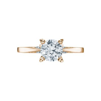 Tacori 2584RD65-Y Simply Tacori Yellow Gold Round Engagement Ring