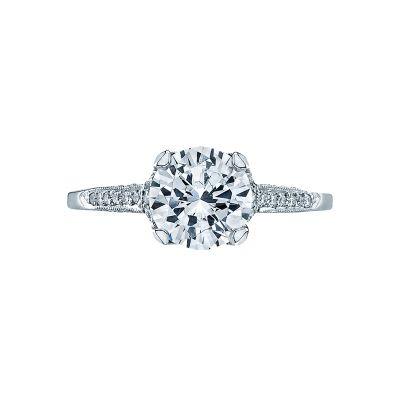 Tacori 2603RD75 Simply Tacori Platinum Round Engagement Ring