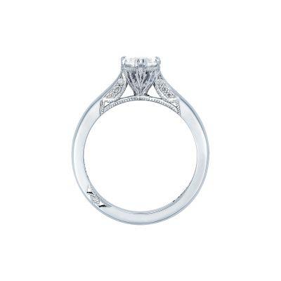 Tacori 2650MQ12X6 Platinum Marquise Engagement Ring side