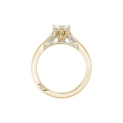 Tacori 2650MQ12X6-Y Yellow Gold Marquise Engagement Ring side