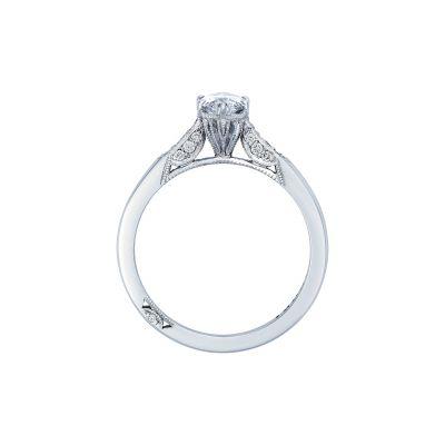Tacori 2651MQ10X5 Platinum Marquise Engagement Ring side