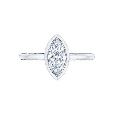 Tacori 300-2MQ Starlit White Gold Marquise Engagement Ring