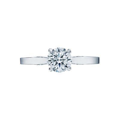 Tacori 3002 Simply Tacori Platinum Round Engagement Ring