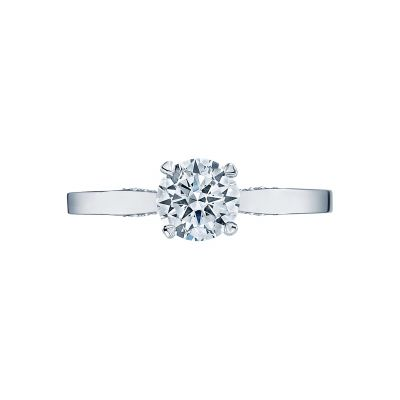 Tacori 3002-W Simply Tacori White Gold Round Engagement Ring